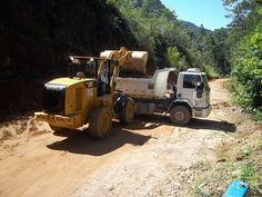 Agricultura recupera estradas vicinais de Nova Friburgo