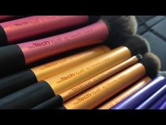 Review Of Real Technique Makeup Brushes - Goddess Hub