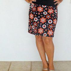 Half Hour Free Skirt Pattern