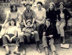 Girls, 1970.