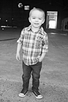 Precious Grandson Brecken age 3