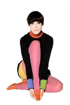 Mary Quant was a leading designer in British fashion,and by 1966 she was introducing mini dresses and skirts set 6-7inches above the knee. Description from fashionindecades.blogspot.co.uk. I searched for this on bing.com/images
