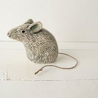 Denise Ferrango. I love that ceramics and pottery is so much more than just mugs and pitchers!