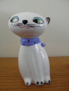 Holt Howard COZY KITTEN  made in Japan by HostessVintageCanada, $7.50