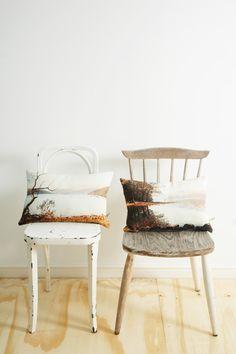 chocolate creatives pillows