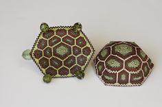 LaGrif Bijoux Geometrie e altre creazioni by Maria Cristina Grifone. Scatola tartaruga. Design by Julia Pretl. Handmade by LaGrif