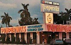 miami+news+1960's+ads+ | Photo: Pumperniks Restaurant12599 Biscayne Blvd. North Miami, Fla.
