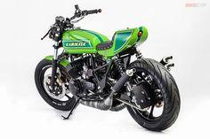 Kawasaki by TGS Motorcycles