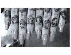 Incredible Disney Tattoos