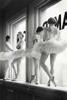 American Ballet Theatre - Alfred Eisenstaedt