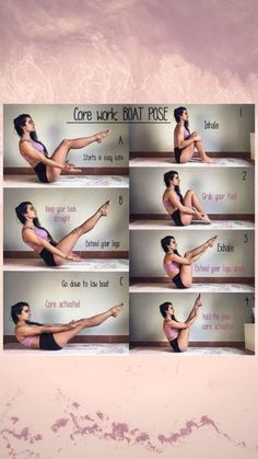 lets do some core work Fitness Workouts, Yoga Fitness, Health Fitness, Core Work, Ab Work, Weight Loss Challenge, Yoga Challenge, Yoga Movement, Yoga World