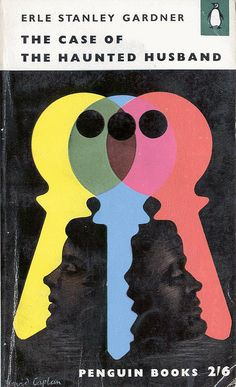 Penguin First Edition 1957.  Illustration by David Caplan