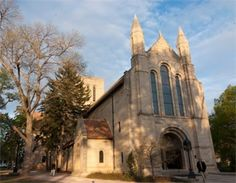 Colorado College  Colorado Springs, Colorado- Shove Chapel Colorado College, Campus Map, Colorado Mountains, Colorado Springs, Winchester, Barcelona Cathedral, Notre Dame, Stained Glass, Beautiful Pictures