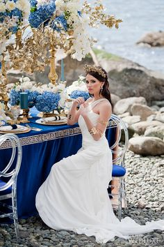 WedLuxe – Odyssey of Love | Photography by: Jasalyn Thorne Photographers Follow @WedLuxe for more wedding inspiration!