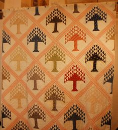 TREE OF LIFE QUILT                 PC