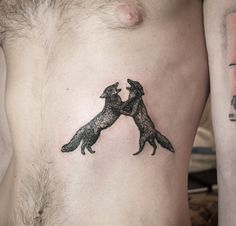 Ien Levin . Tattoo | A R T N A U