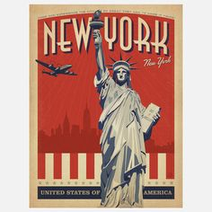 Anderson Design Group: New York City Print,
