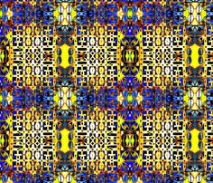 Iconic African Symbols custom fabric by ak-wildenature for sale on Spoonflower Vibrant Colors, Colours, Colorful, African Symbols, Tribal Patterns, Throw Cushions, Natural Forms, Custom Fabric, Spoonflower