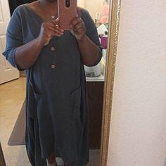 Anysize with side pockets soft linen&cotton loose dress Spring Summer dress maxi dress plus size dress plus size clothing Plus Size Maxi Dresses, 15 Dresses, Spring Dresses, Cotton Dresses, Spring Outfits, Plus Size Outfits, Tunic Dresses, Plus Size Tops, Plus Size Women