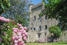 Garden of Fosdinovo castle