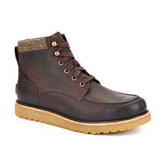 UGG Men's Merrick Stout Leather Boot 11 D (M)