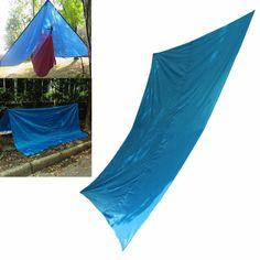 300CM X 300CM Outdoor Hammock Havelock Sunshade Canopy Sun Shelter Tent Shading Travel Camping Hiking