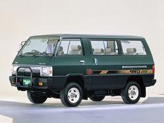 1985 Mitsubishi Delica 4WD