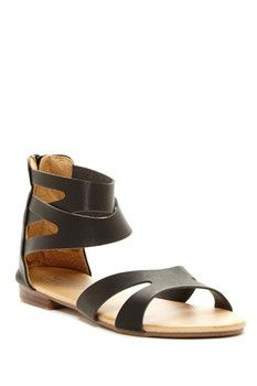 67703cb746 Carrini Strap Sandals, Flat Sandals, Nordstrom Rack, Women's Shoes, Kids  Outfits,