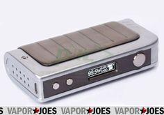 Vapor Joes - Daily Vaping Deals: CHINA IN THE USA: THE IPV4 100 WATT / TC - SILVER ...