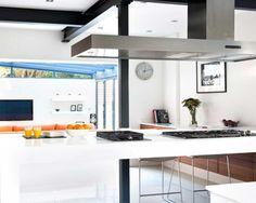 Modernen, Minimalistischen Küche Design-2017 mit weißen Wand -