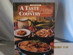 A Taste of the Country Ninth Edition 1996