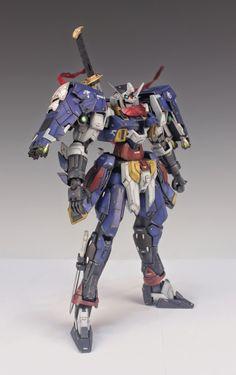 MG AGE-M / Mirrage Attack (GBWC 2013 Korea Place) - Custom Build by Torihan Stunning build and wonderful color combination. Gundam Toys, Gundam Art, Gundam Wing, Transformers, Astray Red Frame, Gundam Astray, Gamers Anime, Gundam Wallpapers, Gundam Mobile Suit
