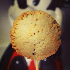 Mini pies on a stick