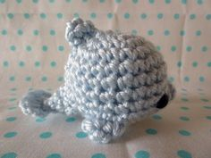 I have finally finished it – a free dolphin amigurumi pattern!  It's a very simple and fun amigurumi to make, so I hope everyone enjoys it! Dolphin Amigurumi Pattern Materials: Sport weight yarn in baby blue and white Size F/3.75 mm crochet hook 1 pair of 9 mm solid black safety eyes Blunt tapestry needle … … Continue reading →