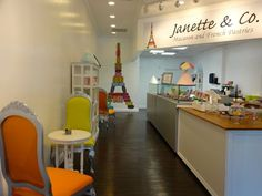 Janette & Co. Opens in Coral Gables: French Macarons Done Right: http://blogs.miaminewtimes.com/shortorder/2014/08/janette_co_in_south_miami_french_macarons_done_right.php  #CoralGables