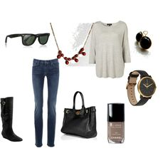Some of so many more outfits in my wardrobe that I will have..