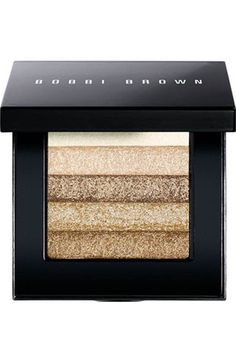 Free shipping and returns on Bobbi Brown 'Bronze' Shimmer Brick Compact at Nordstrom.com. What it is: This shimmering, brush-on powder creates a deep, bronzy glow and is Bobbi's original Shimmer Brick Compact.Who it's for: It's ideal for those seeking a bronzing companion to neutral and deep blush shades.Why it's different: Handmade in Italy, this compact features superfine pigments that reflect radiance and light.How to use: Sweep a face blender brush through all five...