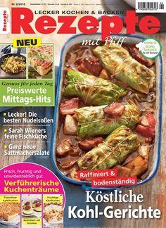 Raffiniert & bodenständig - Köstliche Kohl-Gerichte. Gefunden in: Rezepte mit Pfiff, Nr. 2/2015