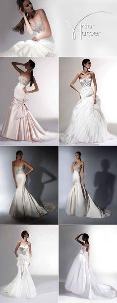 Victor Harper » Wedding Dress Collection