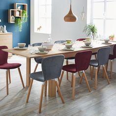 Superieur Daphné   Chaise Design Scandinave Bleu   Salle à Manger   Décoration   Déco    Maison