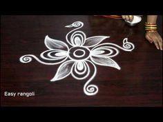 creative and beautiful freehand easy peacock rangoli designs Free Hand Rangoli Design, Small Rangoli Design, Rangoli Ideas, Rangoli Designs Diwali, Rangoli Designs Images, Rangoli Designs With Dots, Rangoli With Dots, Beautiful Rangoli Designs, Art Designs