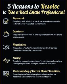"""I love this list but to add to it would be how using a Realtor helps with the emotional side of the real estate deal. Buying or Selling a home is very stressful but I do my best to take all the stress away from you and into my hands. Helps clear the mind of all the obstacles and helps you focus on your next move and me focus on all the """"real estate stuff""""! #localrealtors - posted by Bryan Colquitt https://www.instagram.com/bryanyourrealtor - See more Real Estate photos from Local Realtors at…"""