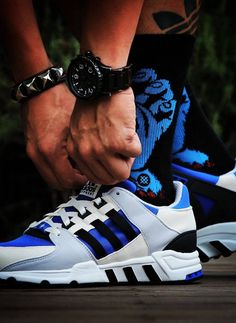 new style 81df2 16d54 adidas Equipment Running Support 93 Adidas Sneaker Nmd, Adidas Sneakers,  Tenis Adidas, Shoes