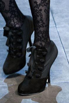 Ментальный оргазм - Детали: Dolce & Gabbana FW 2012-2013