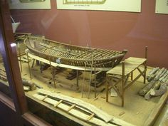 Construction d'un bateau en Galice