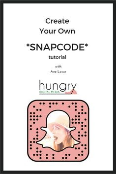 Ever wonder how to customize your snapcode? Having a customized snapcode will help your snapcode stand out and will help you grow your snapchat following! Click now to view the tutorial via youtube, or read the blog post on how to customize your snapcode (it's really easy!).