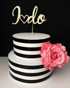 I do cake topper bridal shower cake toppers