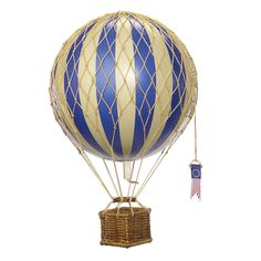 Authentic Models Travels Light Model Balloon & Reviews | Wayfair