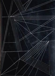Imagem de art, lines, and dark