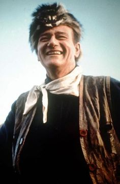 John Wayne - movie Alamo